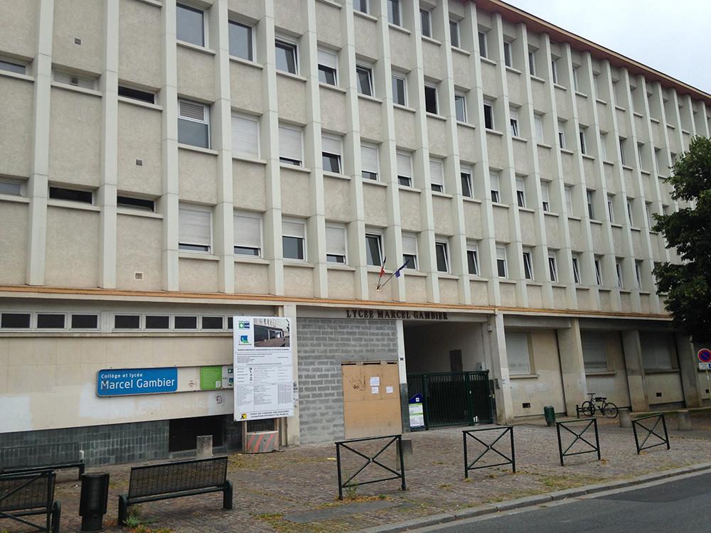 Agrocampus à Rennes
